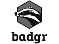 Logo for Badgr