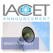 IACET Notice of Proposed Bylaws Change Ballot Image